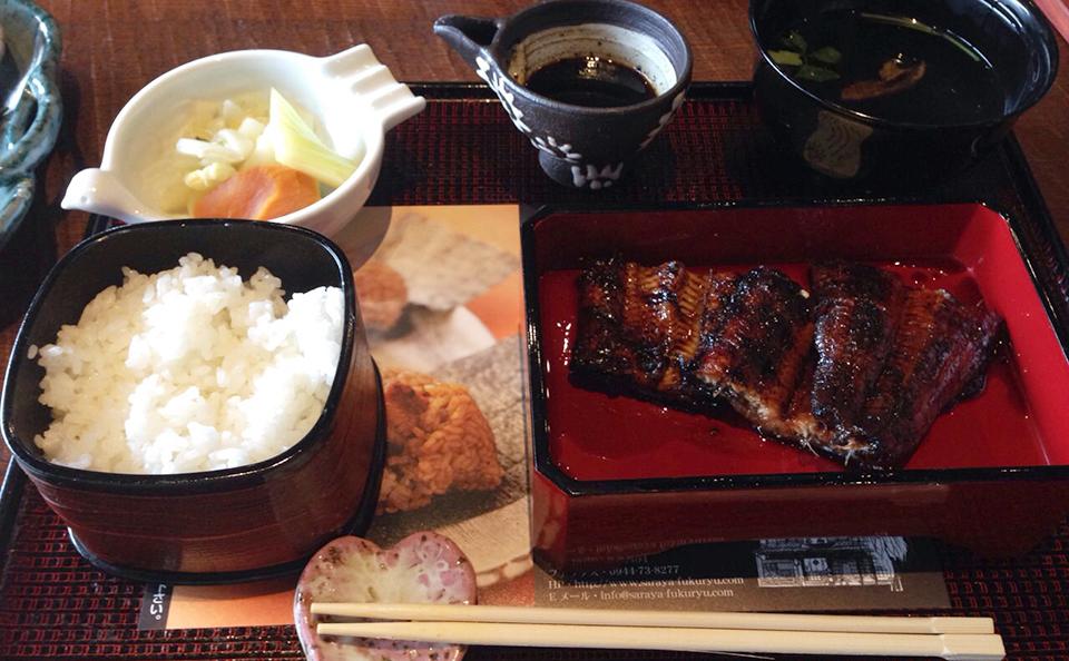 うなぎレストラン UMORI