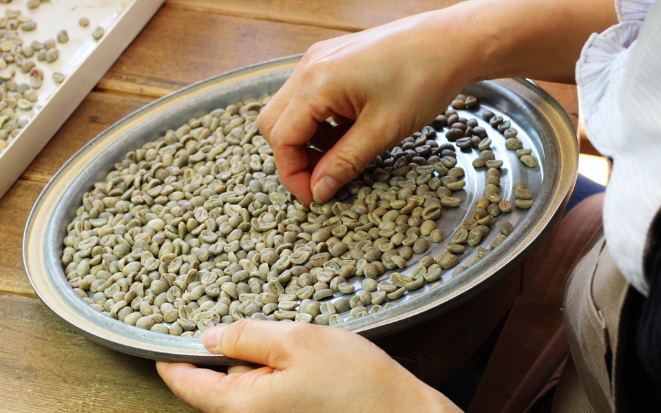 自家焙煎珈琲専門店「かほり」が、リニューアルオープンしました。