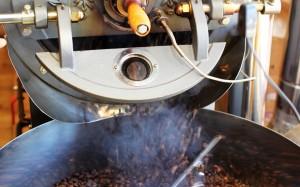 ホワイトコーヒーとこだわりの焙煎方法