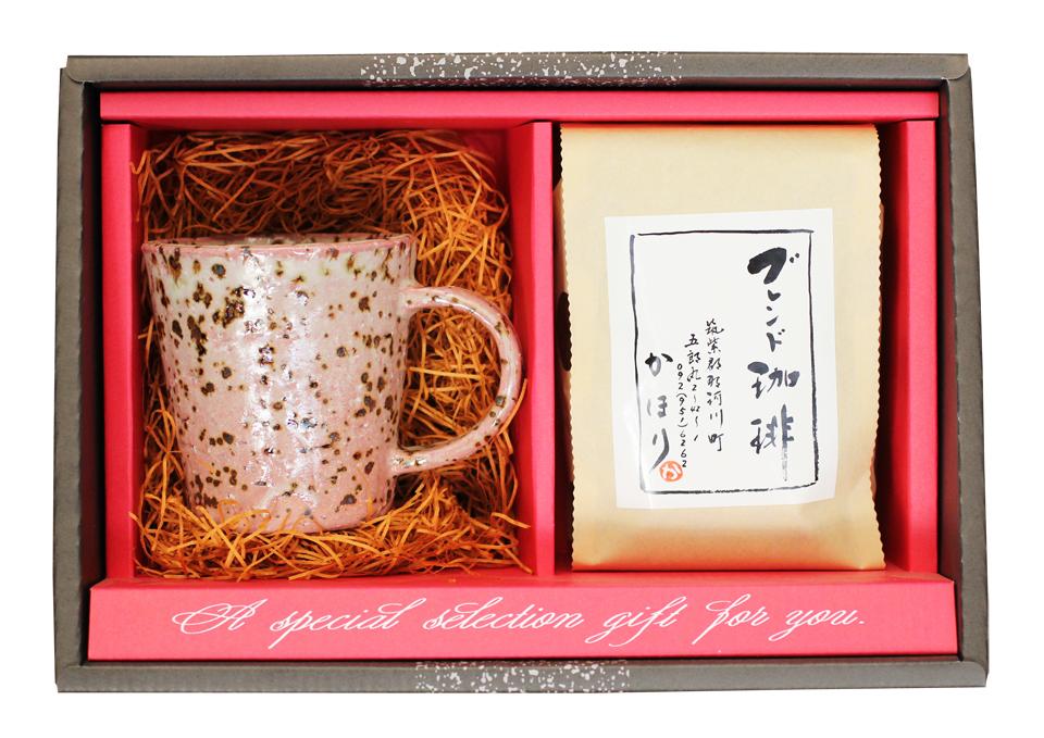 成竹窯さくらカップとかほりブレンド200g