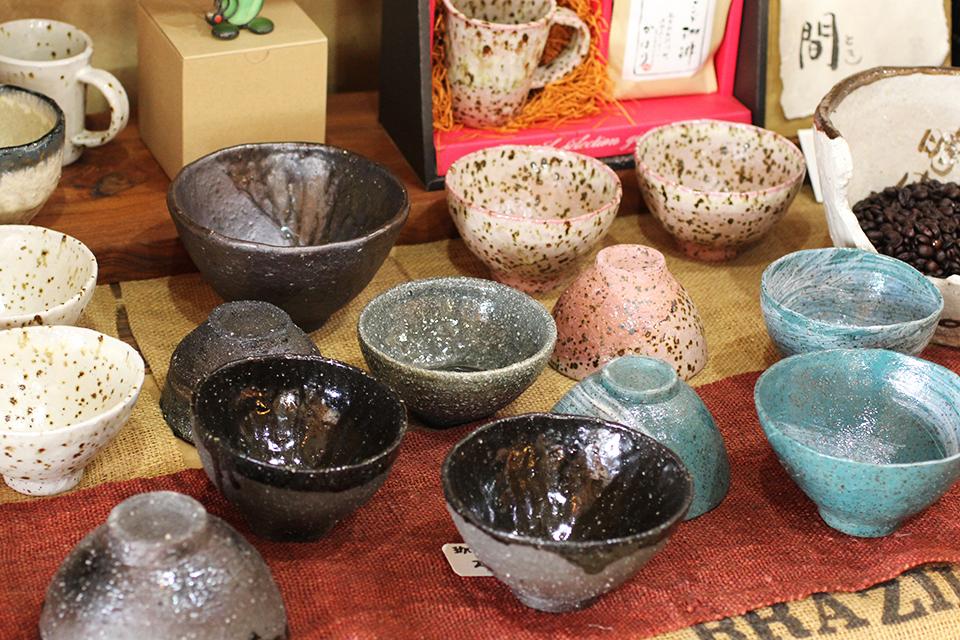 成竹窯さんのお茶碗