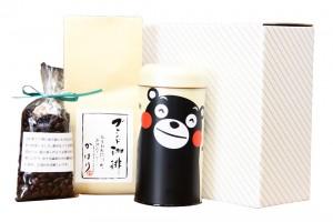 くまモン健康茶とブレンドセット